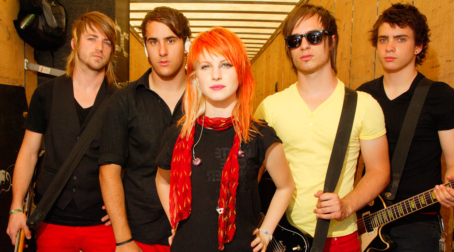 Paramore. Photo © Jared Milgrim